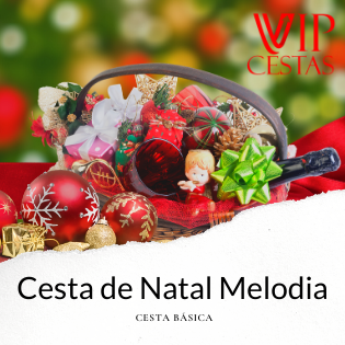 01 – Cesta de Natal bh Melodia