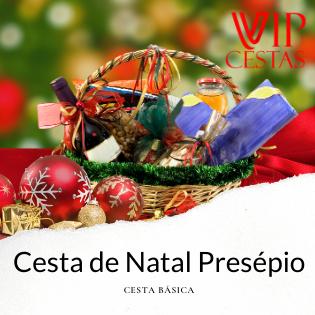 02 – Cesta de Natal bh Presépio