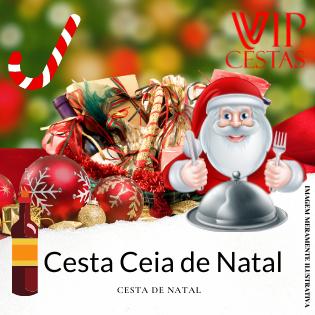 11 – Cesta de Natal bh Ceia de Natal