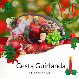 08 – Cesta de Natal bh Guirlanda