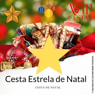 15 – Cesta de Natal bh Estrela de Natal
