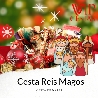 07 – Cesta de Natal bh Reis Magos
