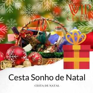 06 – Cesta de Natal bh Sonho de Natal
